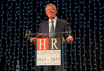 An Evening With Sir Alex Ferguson, Hilton Hotel Glasgow 2015