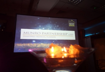 Ayrshire Business Awards - October 2016