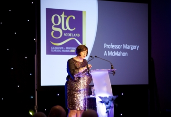 General Teaching Council Scotland Professional Learning Awards 2019