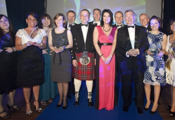 Dumfries and Galloway Business Awards 2012