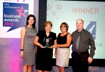 East Renfrewshire Business Awards 2012, Redhurst Hotel